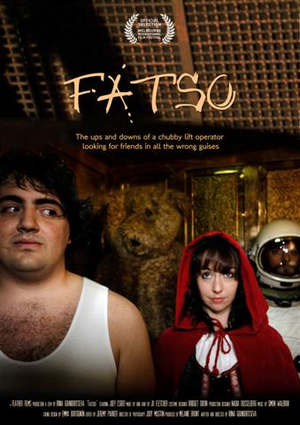 Fatso - Poster